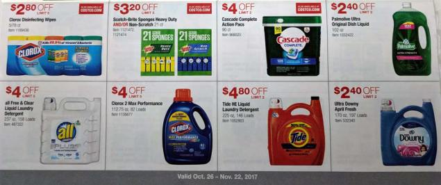 Costco November 2017 Coupon Book Page 12