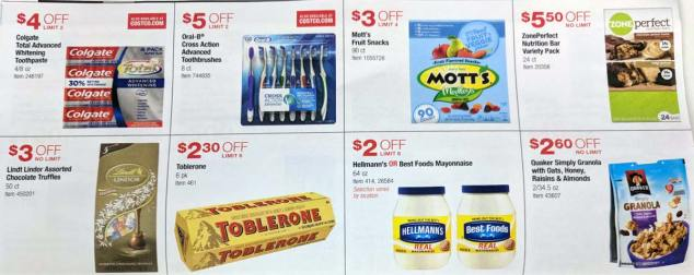 Costco November 2017 Coupon Book Page 9