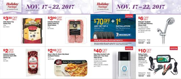 Costco Black Friday ad scan Week 2 Page 2