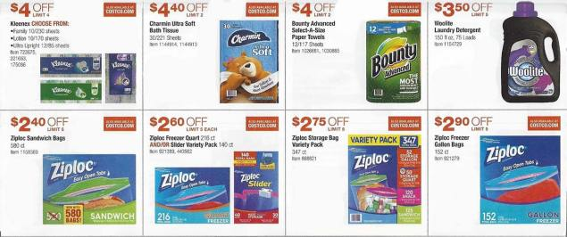 January 2018 Costco Coupon Book Page 12