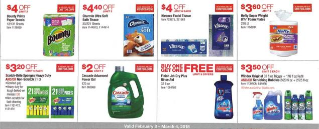 Costco February 2018 Coupon Book Page 14