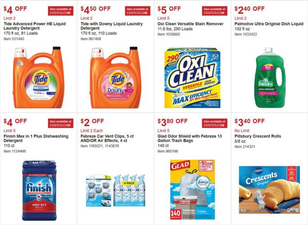 Costco Coupon March 2018 Page 10