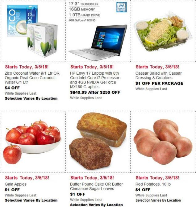 Costco March Hot Buys Page 2