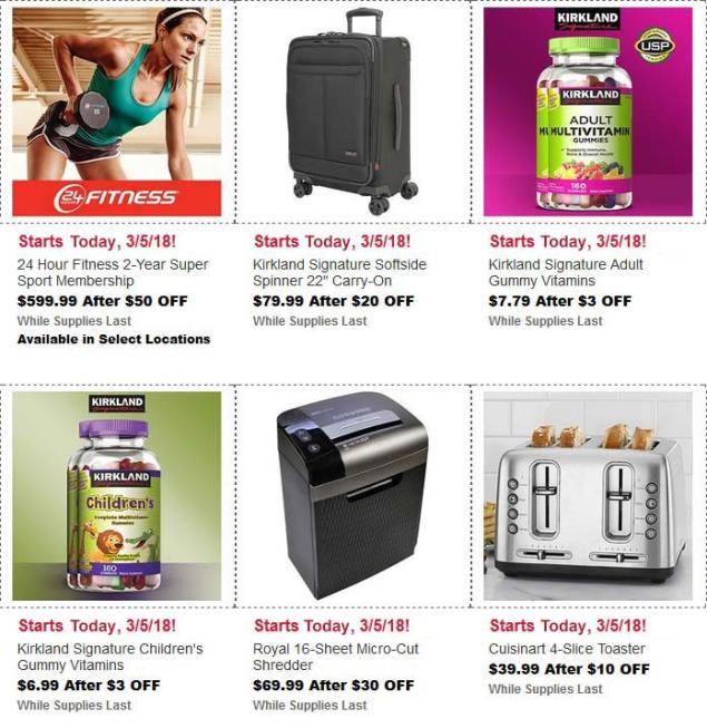 Costco March Hot Buys Page 5