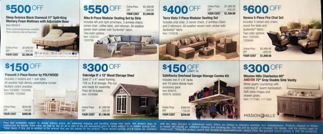 April 2018 Costco Coupon Book Page 21