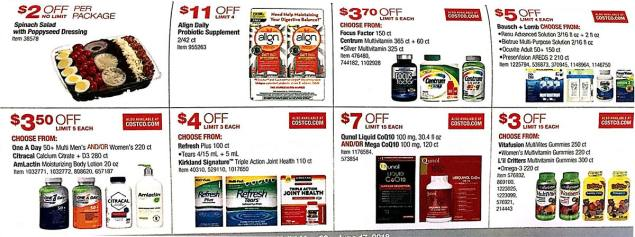 Costco Coupons May 2018 Page 19