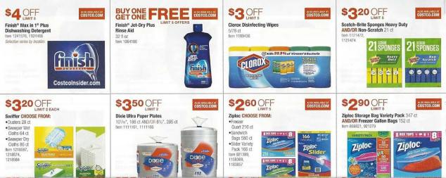 Costco August 2018 Coupon Book Page 20
