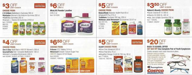 Costco August 2018 Coupon Book Page 22