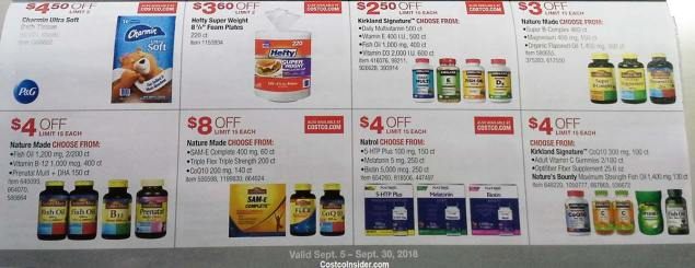Costco September 2018 Coupon Book Page 23