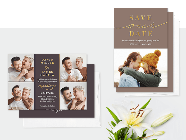greeting cards invitations for