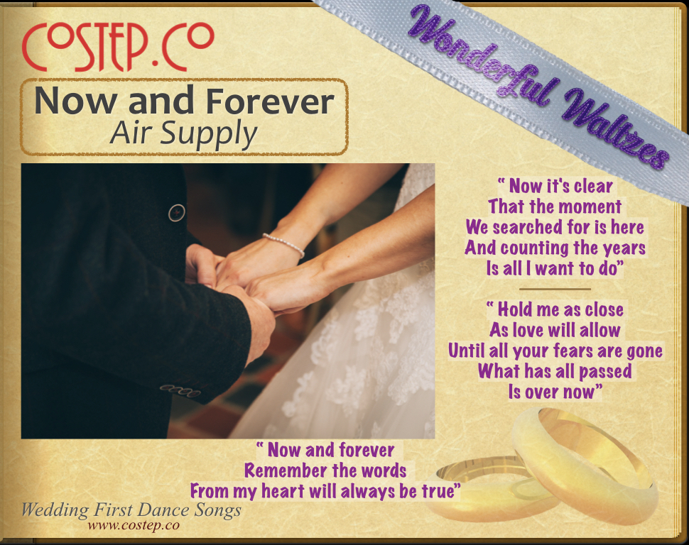 Now and Forever – Air Supply – CoStep.Co