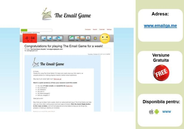 email-game