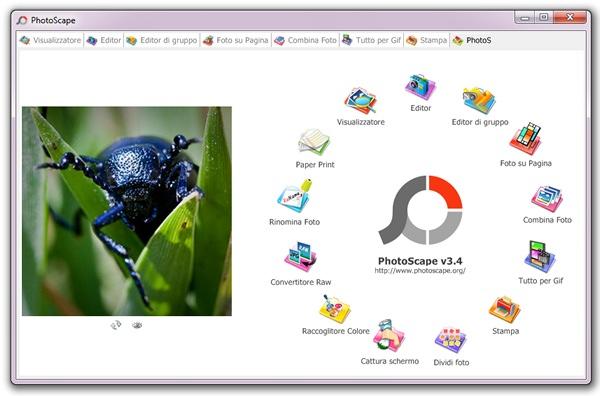 Fotoritocco Modificare Foto Gratis  20 Software Da Scaricare