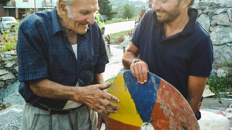 con Carlo Tassi