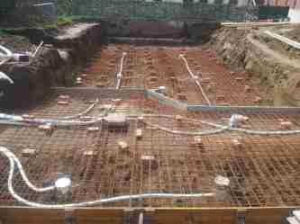 Costruzione Piscine  Fasi di costruzione di una piscina  Costruzione Piscine