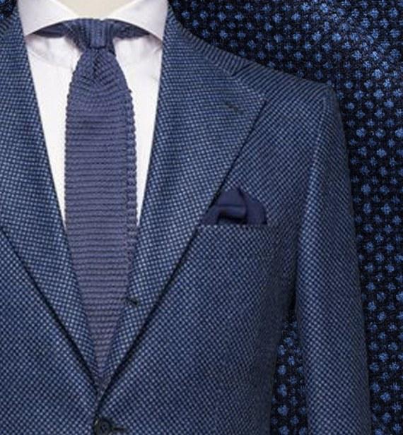costume privé paris costume sur mesure bleu caviar