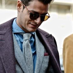 tailleur costume sur mesure privé paris collection automne hiver
