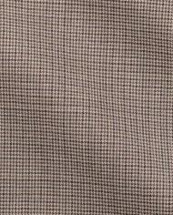 Blazer sable pied de poule costume sur mesure tissu