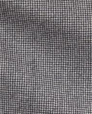 costume gris pied de poule CP tissu