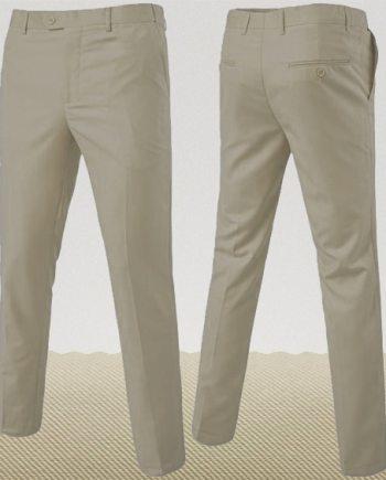 pantalon Chino beige couleur