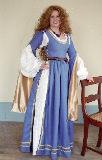 Renaissance and Medieval Costumes for Kids and Adults