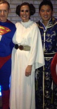 Make to Hire: Princess Leia Costume