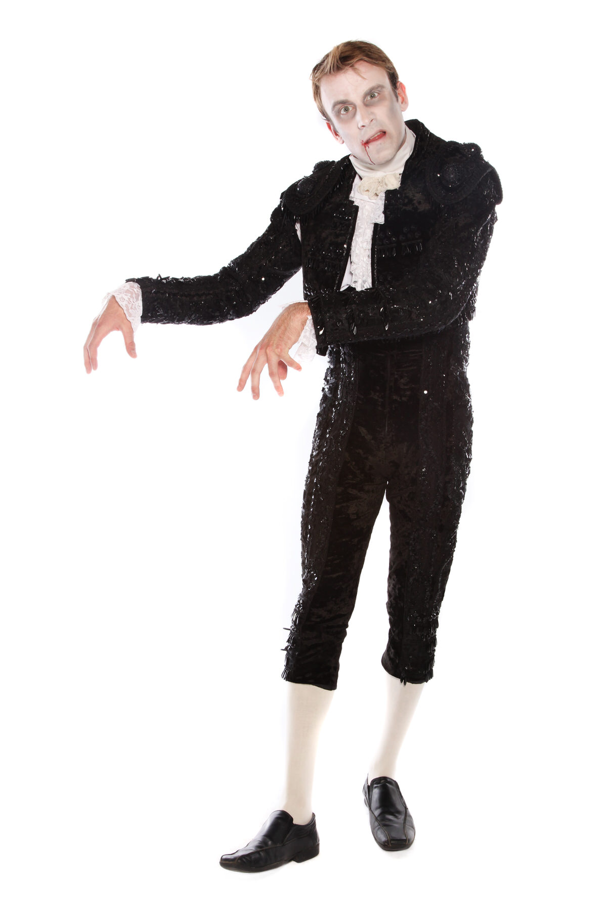 DEAD MATADOR COSTUME WITH BOLERO JACKET