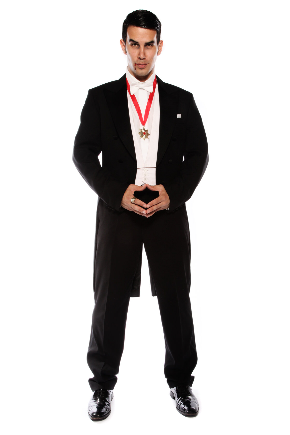 DELUXE HIGH QUALITY COUNT DRACULA COSTUME