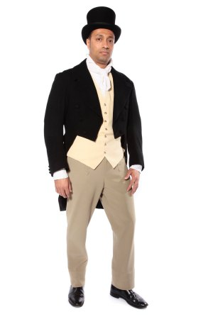 REGENCY GENT MR DARCY STYLE COSTUME