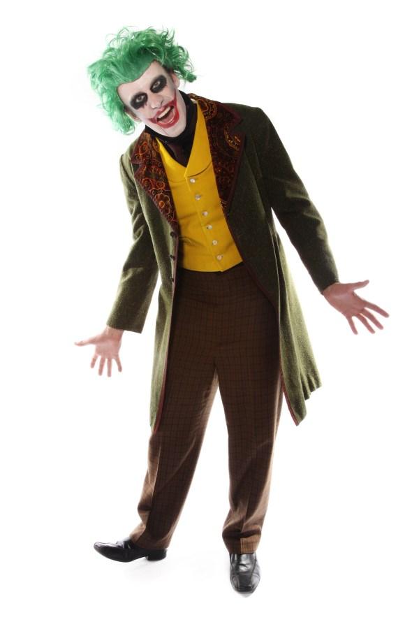 Joker villain Front alternative