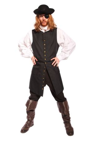 MIDSHIPMAN PIRATE COSTUME
