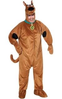 Scooby Doo Adult Dog Costume