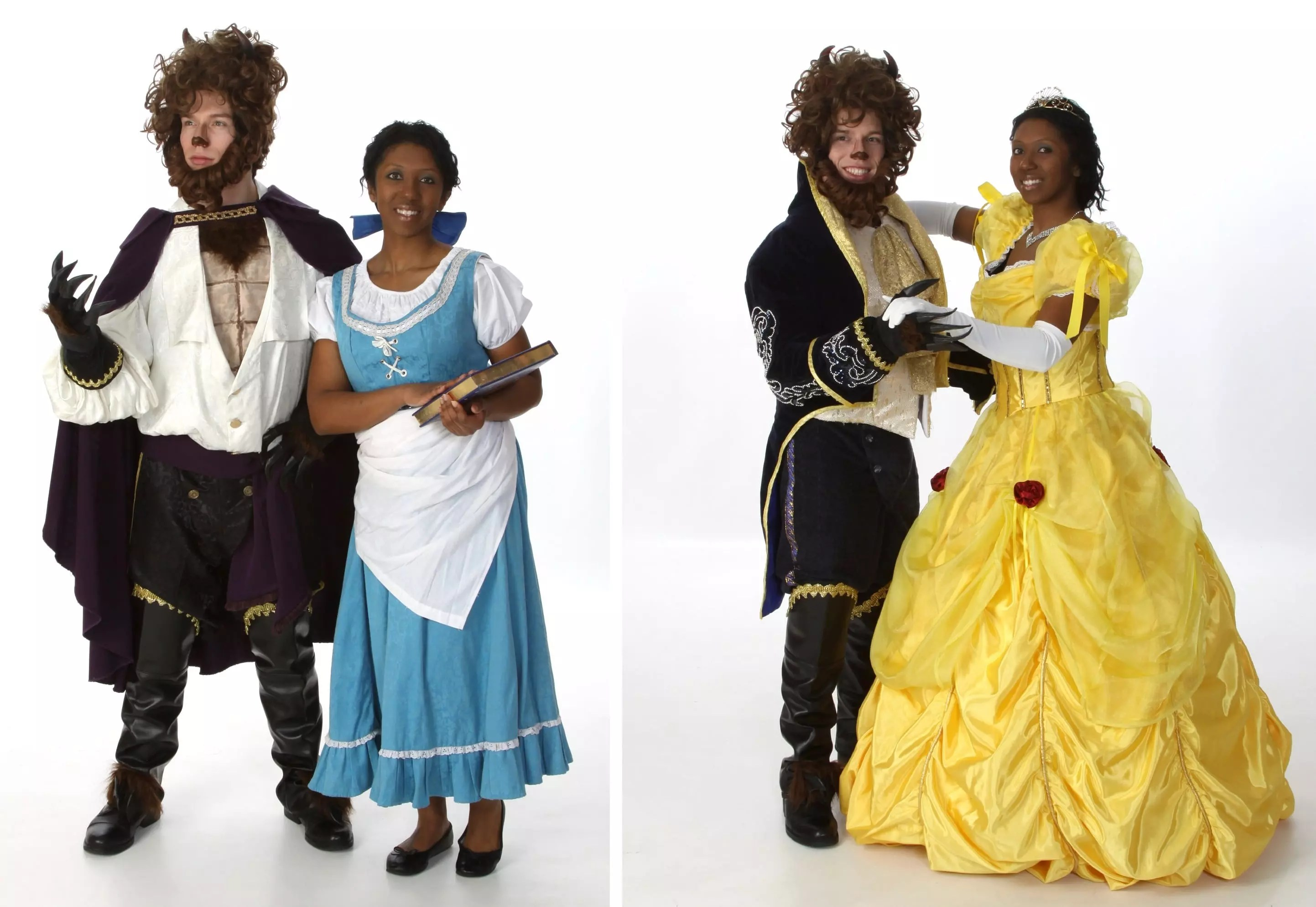 Theatrical Costume Rentals Beauty And The Beast Costume Holiday House