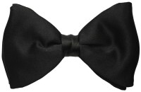 Bow Tie Formal Black - CostumePub.com