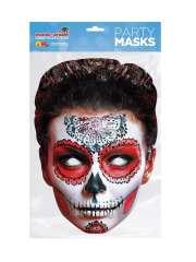card mask halloween - costumes