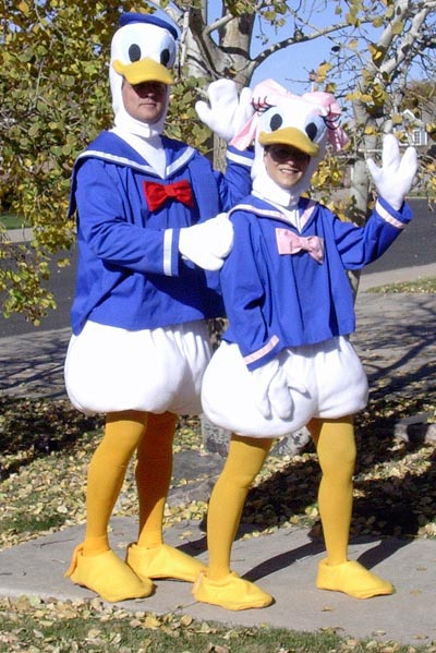 Donald Duck Costume Costumes FC