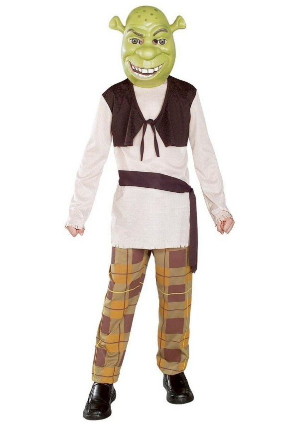 Shrek Costume