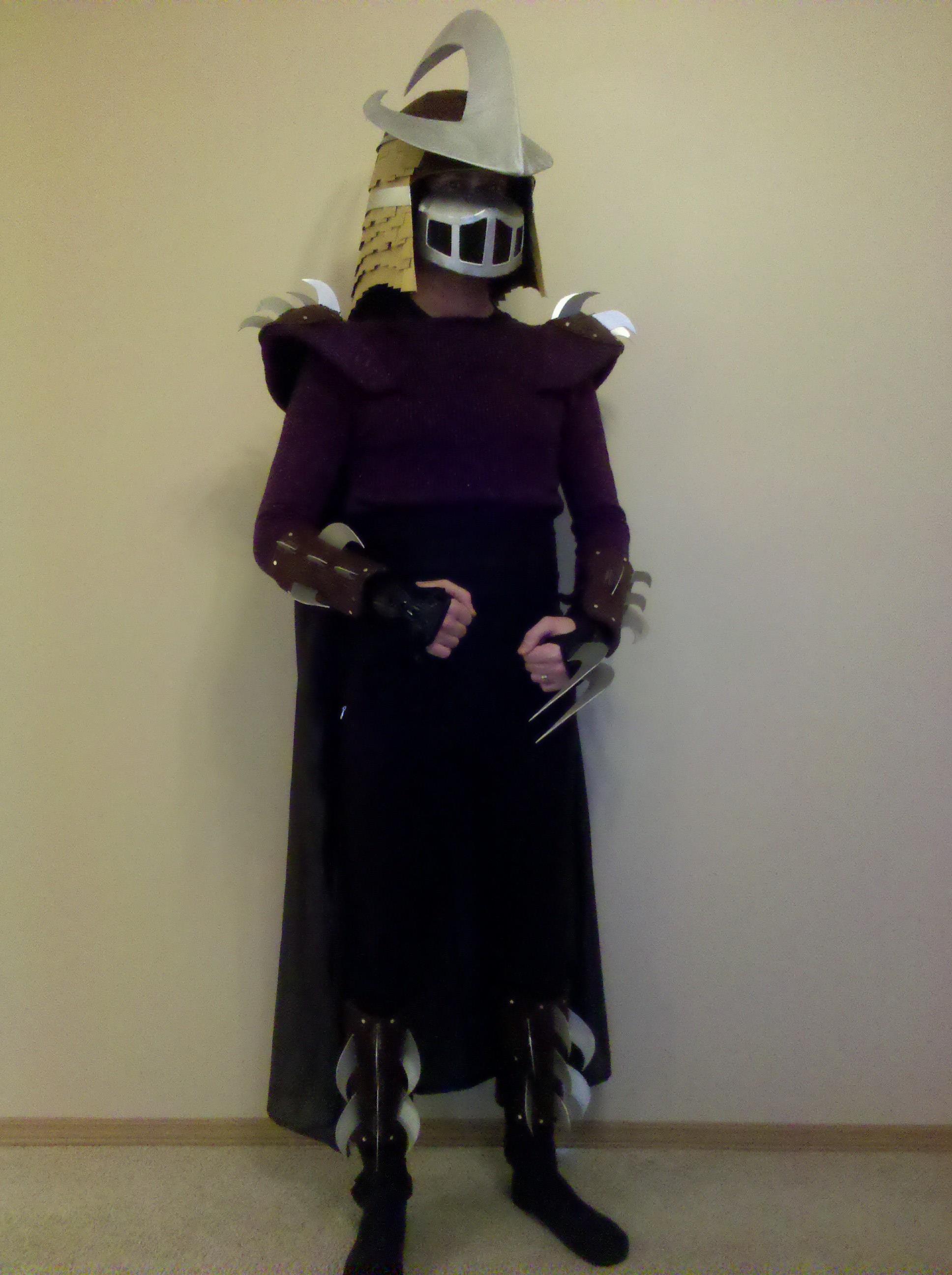 Shredder Costumes  CostumesFCcom