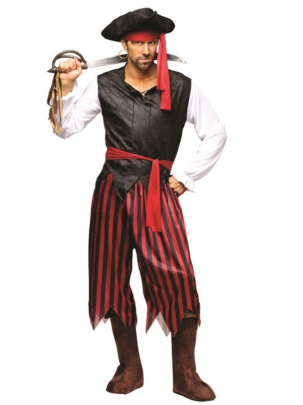 Adult Male Pirate Costumes