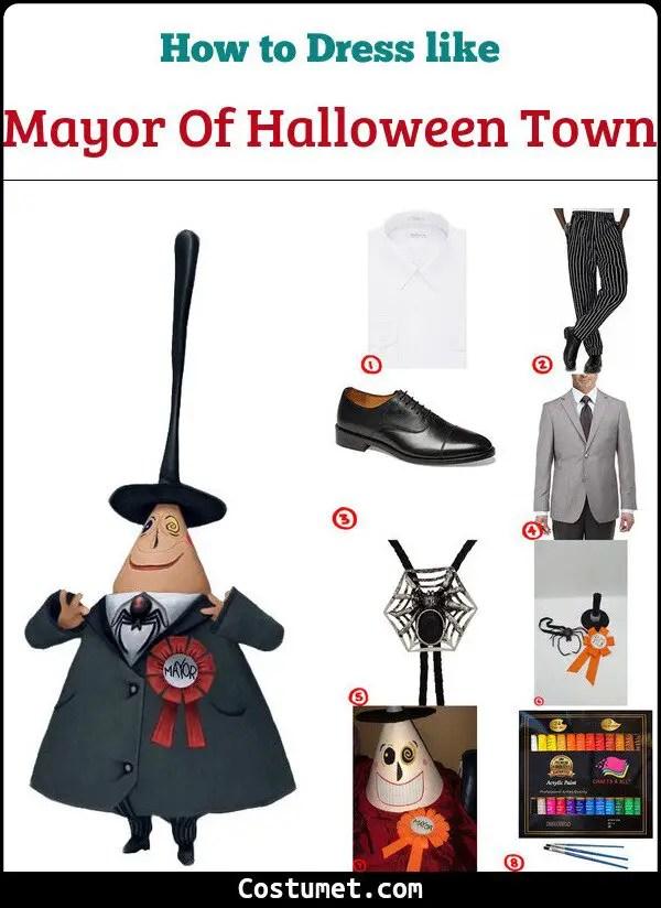dress like mayor of
