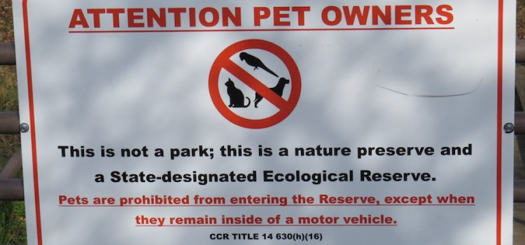 CRP Code of Ethics – Please Leave Your Pets at Home