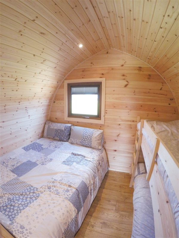 camping sofa uk baseball family pod, luxury glamping pod - cosy suffolk