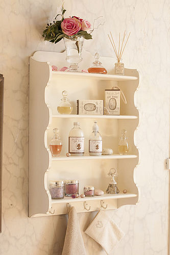 kitchen shelf unit flooring options for painted from la vie en rose cosy home blog french country furniture pin this image on pinterest