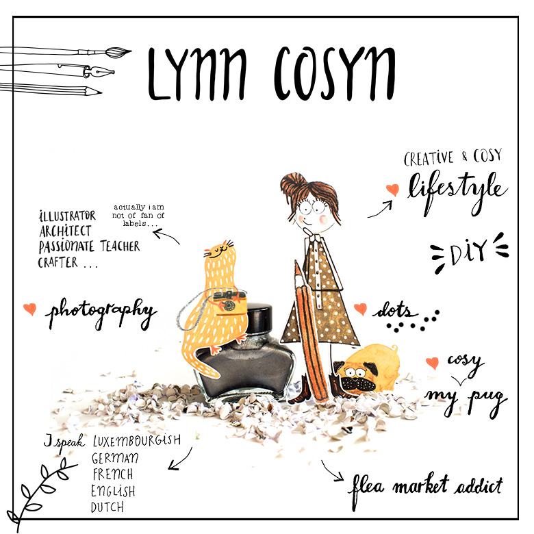 Lynn Cosyn Illustration