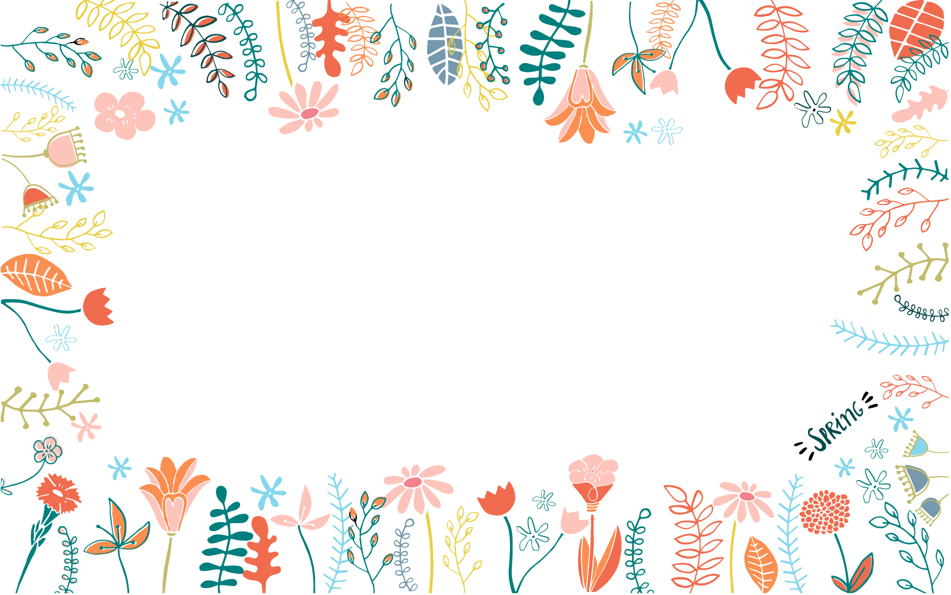 FREE Floral Wallpaper For Your Desktop