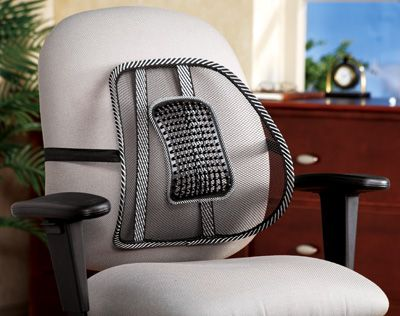 back pain office chair cushion bedroom nursing best support for chairs - (reviews & buying guide 2018)