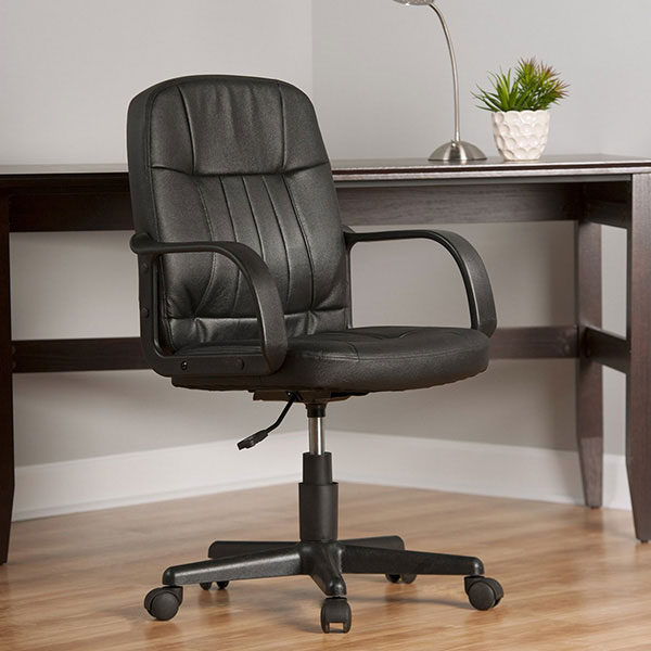 steelcase leap chair leather parsons dining most comfortable office chairs - (reviews & buying guide 2018)