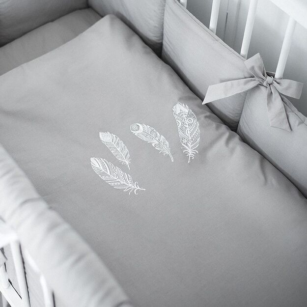 gray baby bedding feather baby and toddler nursery accesories bedding play gyms bathrobes