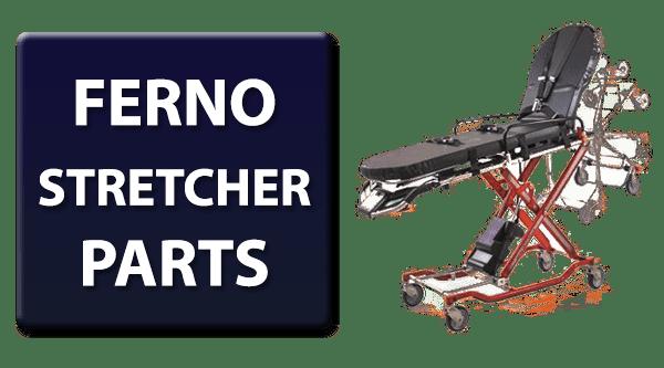 CotDoccom  Stryker Stretchers and Parts  Ferno