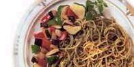 Spaghettis à la niçoise